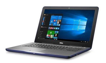 "Ноутбук DELL Inspiron 5565, 15.6"", AMD  A6  9200 2.0ГГц, 4Гб, 500Гб, AMD Radeon  R5 M435 - 2048 Мб, DVD-RW, Linux, 5565-8031,  синий"