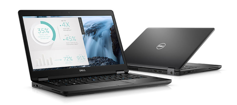 Ноутбук DELL Latitude 5480, 14, Intel Core i5 7200U 2.5ГГц, 4Гб, 500Гб, Intel HD Graphics 620, Windows 10 Professional, 5480-9163, черный ноутбук dell latitude 5580 15 6 intel core i5 7200u 2 5ггц 8гб 256гб ssd intel hd graphics 620 windows 10 professional 5580 9200 черный