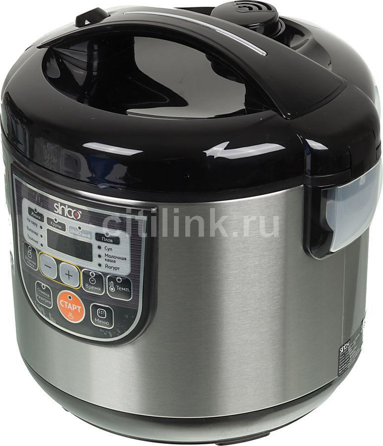 Мультиварка SINBO SCO 5051,  700Вт,   серебристый/черный