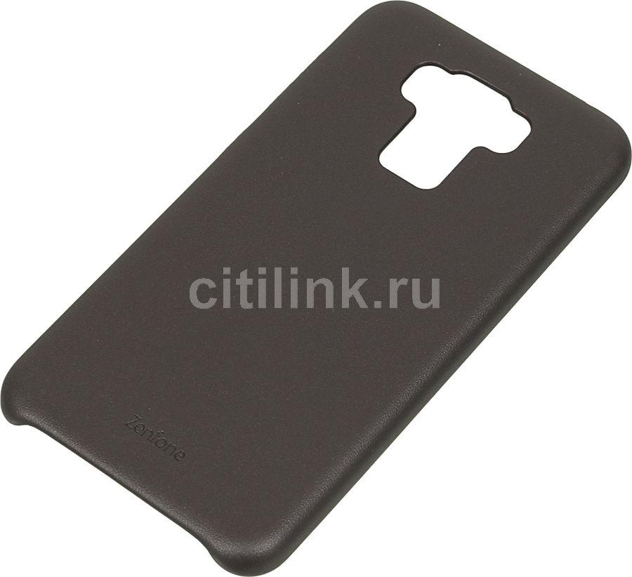 Чехол (клип-кейс) ASUS для Asus ZenFone 3 ZC553KL, черный [90ac0270-bcs001]