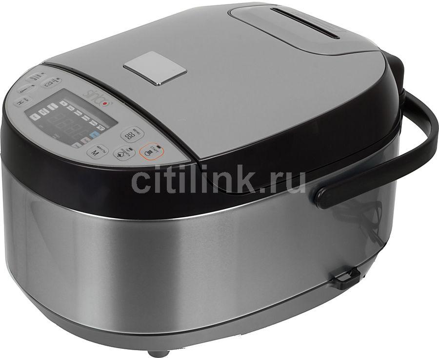 Мультиварка SINBO SCO 5054,   серебристый/черный