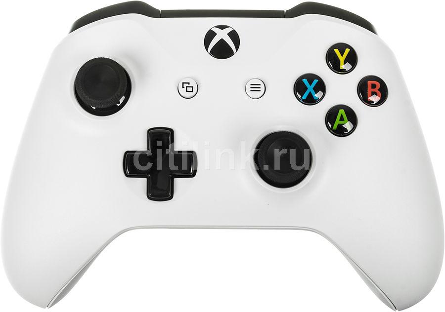 Геймпад Беспроводной MICROSOFT TF5-00004, для  Xbox One, белый