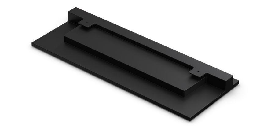 Вертикальный стенд MICROSOFT 3AR-00002, для  Xbox One S, черный