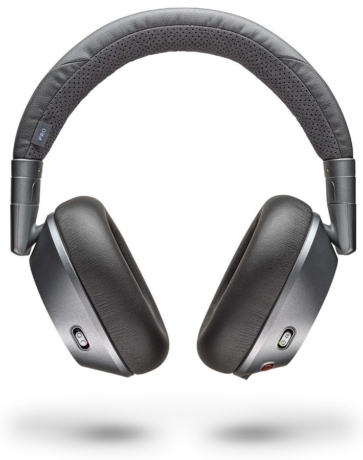 Гарнитура PLANTRONICS BackBeat Pro 2 SE, мониторы, серый, беспроводные bluetooth гарнитура plantronics backbeat go 2 with charging case black 200203 05