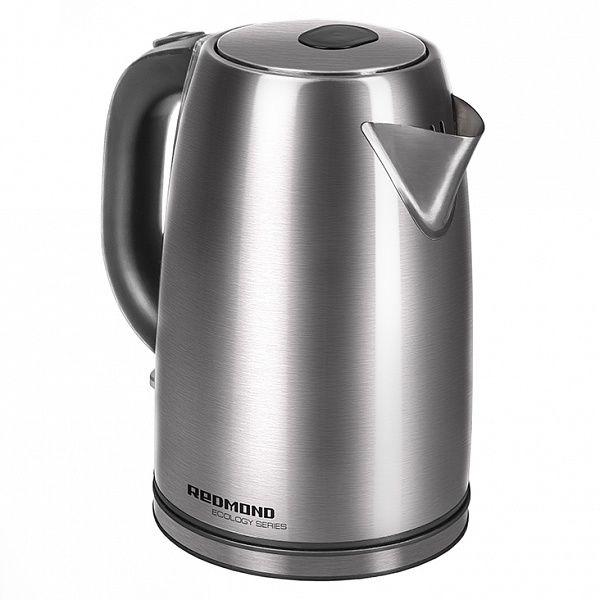 Чайник Redmond RK-M182 1.8л. 2200Вт серебристый матовый (нержавеющая сталь) (отремонтированный)