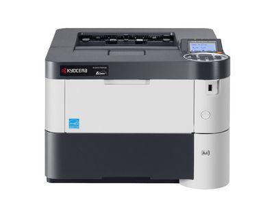Принтер лазерный KYOCERA P3045dn лазерный, цвет:  черный [1102t93nl0]