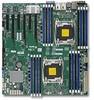 Серверная материнская плата SUPERMICRO MBD-X10DRI-B w/shield,  bulk вид 1