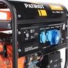 Бензиновый генератор PATRIOT GP 6510LE,  220 В,  5.5кВт [474101570] вид 2