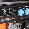 Бензиновый генератор PATRIOT GP 6510LE,  220 В,  5.5кВт [474101570] вид 3