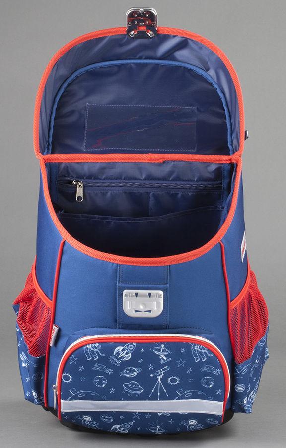 5227a4e94d4a Купить ранец Hama MONSTERS синий/красный в интернет-магазине ...