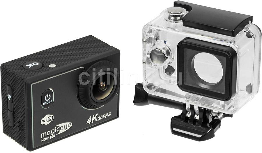 Экшн-камера GMINI MagicEye HDS5100,  черный