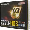 Материнская плата GIGABYTE GA-Z270-HD3, LGA 1151, Intel Z270, ATX, Ret вид 9