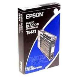Картридж EPSON T5431 черный [c13t543100]
