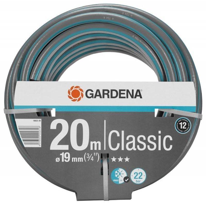 """Набор полива Gardena Classic 3/4"""" серый/зеленый (18022-20.000.00)"""