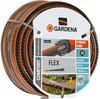 """Набор полива Gardena Flex 3/4"""" черный/оранжевый (18053-20.000.00) вид 1"""
