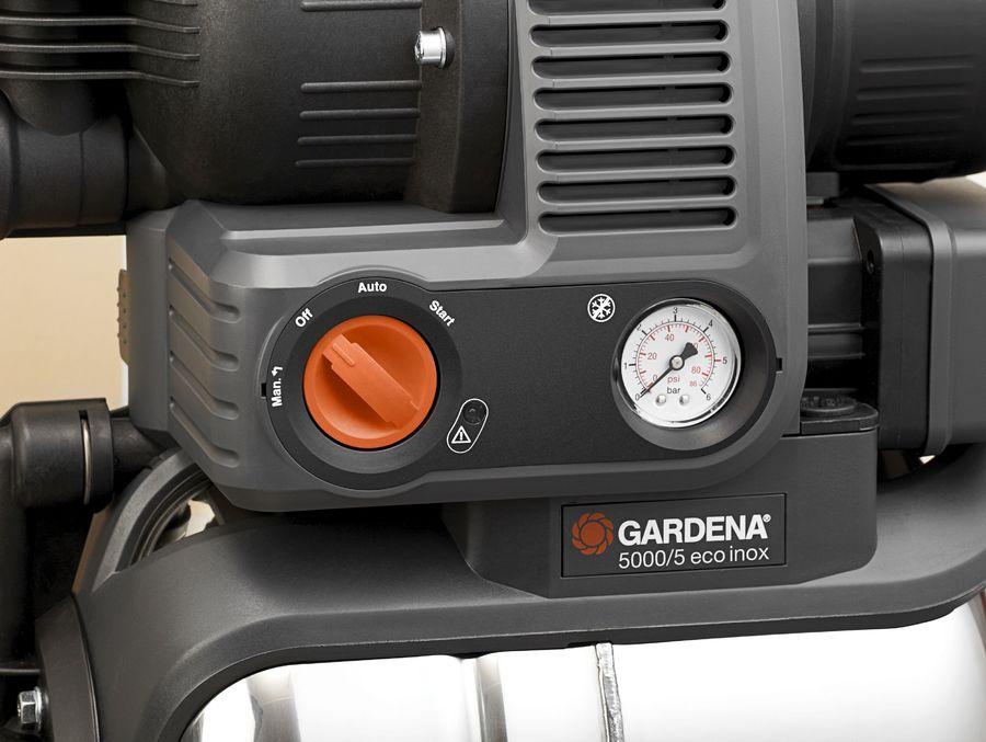 gardena 5000 5 premium eco. Black Bedroom Furniture Sets. Home Design Ideas