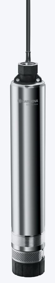 Садовый насос GARDENA 5500/5 inox Premium,  скважинный [01489-20.000.00]