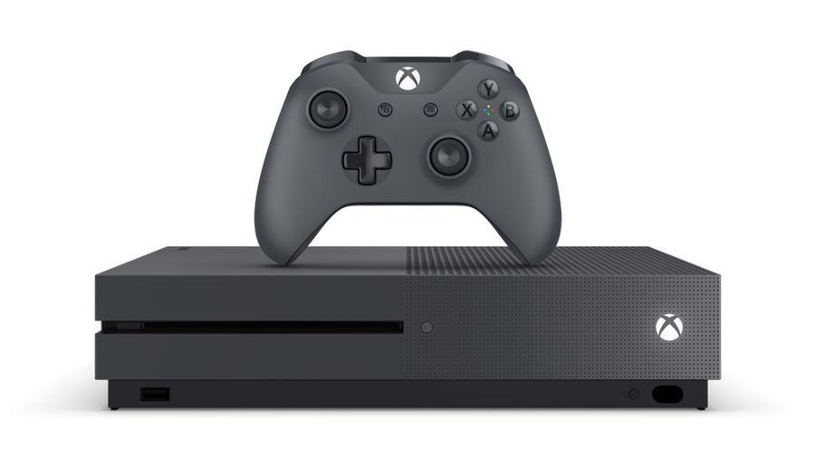 Игровая консоль MICROSOFT Xbox One S с 1 ТБ памяти, игрой Battlefield 1 и подпиской Live на 3 месяца,  234-00052-1, белый