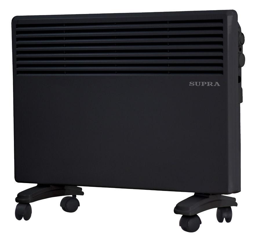 Конвектор SUPRA ECS-415,  1600Вт,  черный