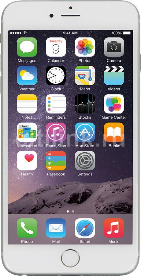 Смартфон APPLE iPhone 6 Plus FGAJ2RU/A  64Gb