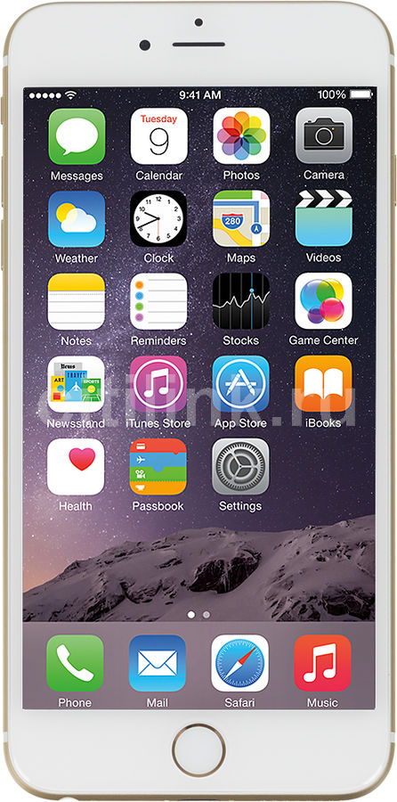 Смартфон APPLE iPhone 6 Plus FGAK2RU/A  64Gb