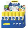 Клей-карандаш Silwerhof 431053-08 8гр ПВП дисплей картонный Пластилиновая коллекция вид 1