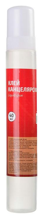Клей жидкий Silwerhof 436140 40мл силикатный термоусадочная упаковка морозоустойчивый