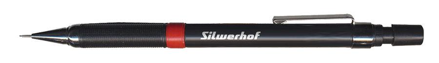 Карандаш механический Silwerhof COLORIST 140023 0.5мм HB пласт. корпус индив. пакет с европод.