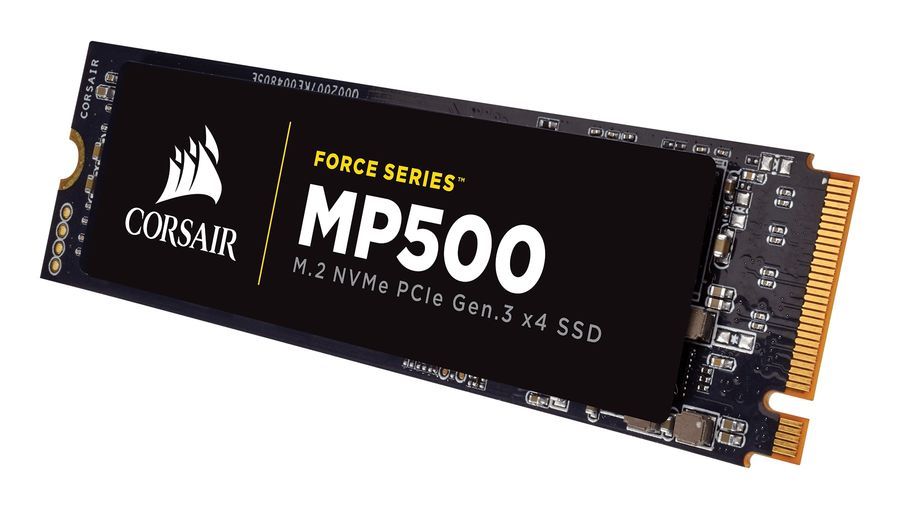 SSD накопитель CORSAIR Force LE CSSD-F120GBMP500 120Гб, M.2 2280, PCI-E x4,  NVMe