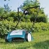 Скарификатор-аэратор Gardena EVC 1000 зеленый вид 2