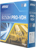 Материнская плата MSI B250M PRO-VDH, LGA 1151, Intel B250, mATX, Ret вид 6