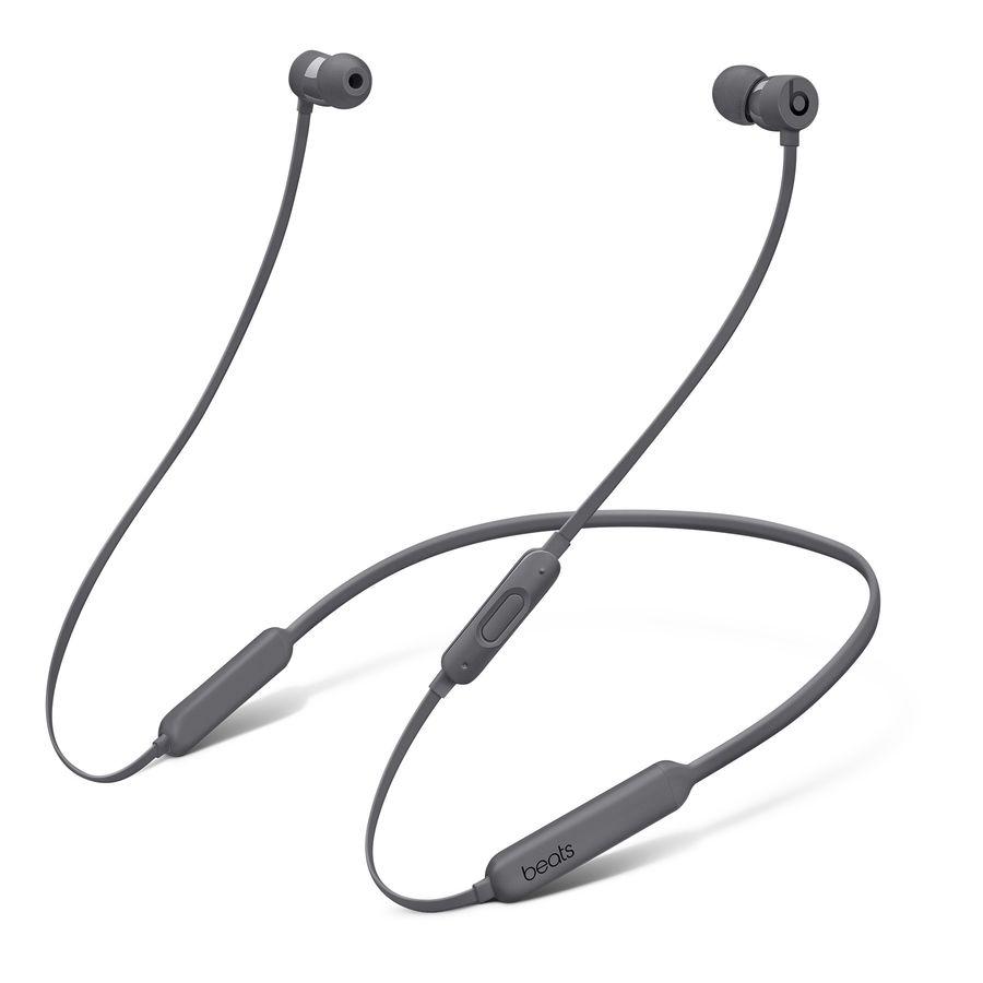 Гарнитура BEATS BeatsX, вкладыши,  серый, беспроводные bluetooth