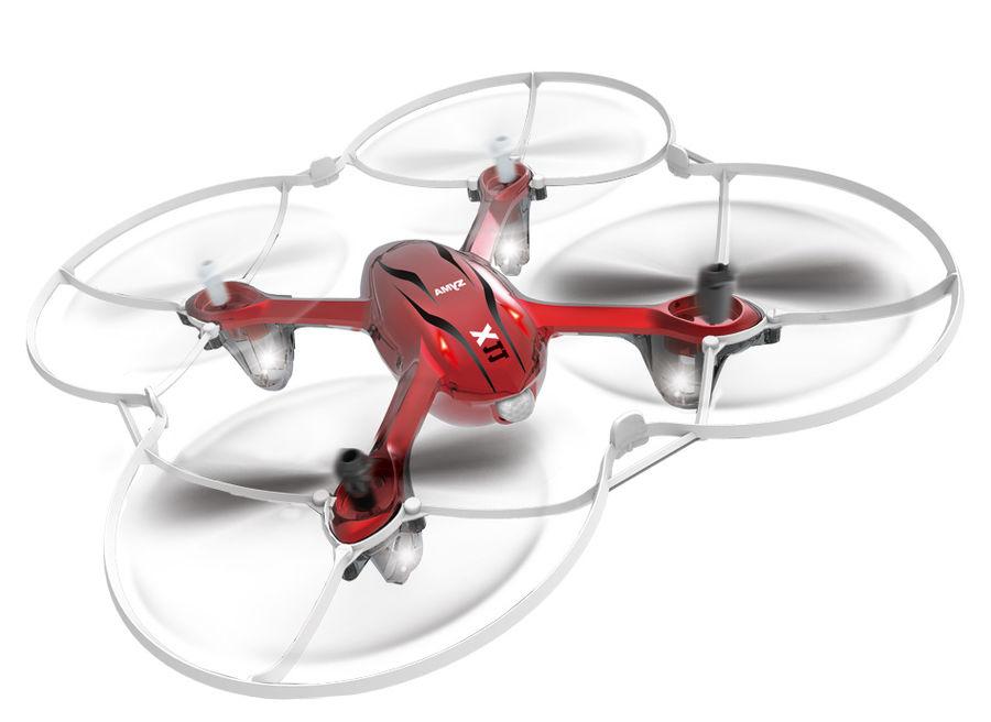 Квадрокоптер SYMA X11, без камеры, красный [x11 red]