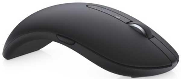 Мышь DELL Premier-WM527 оптическая беспроводная USB, черный [570-aaps]
