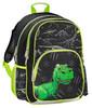 Рюкзак Hama DINO черный/зеленый
