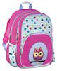 Рюкзак Hama SWEET OWL розовый/голубой вид 1