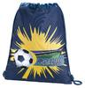 Сумка для обуви Hama Soccer 00139107 синий/голубой 33x40см 1 отдел. б/карм. полиэстер