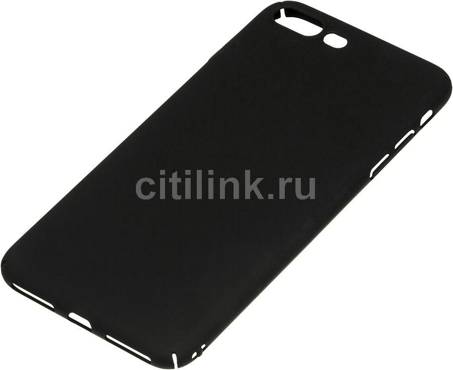 Чехол (клип-кейс) REDLINE iBox Fresh, для Apple iPhone 7 Plus, черный [ут000010073]