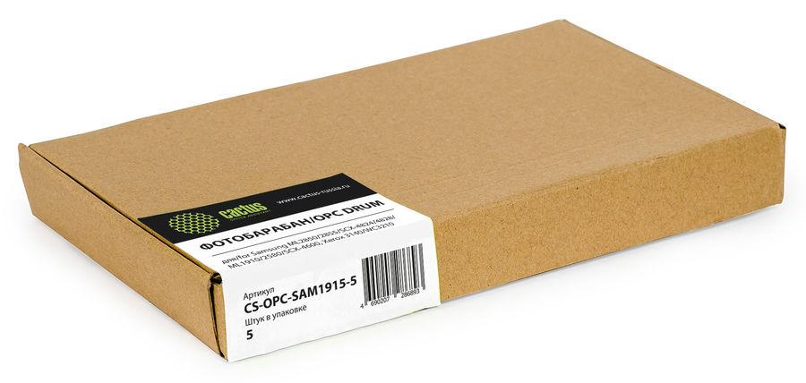 Фотобарабан OPC Cactus CS-OPC-SAM1915-5 для Samsung ML2850/2855/SCX-4824/4828/ML1910/2580/SCX-4600,