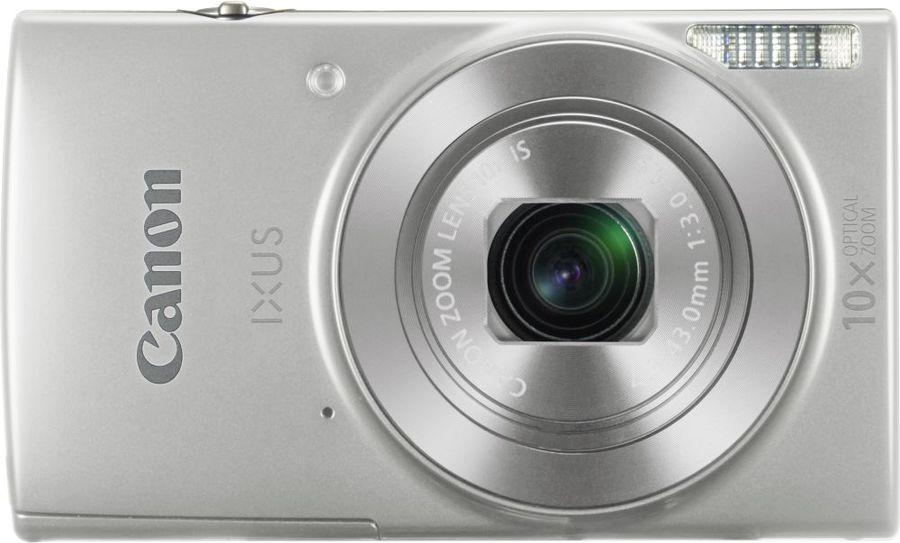 Цифровой фотоаппарат CANON IXUS 190, серебристый