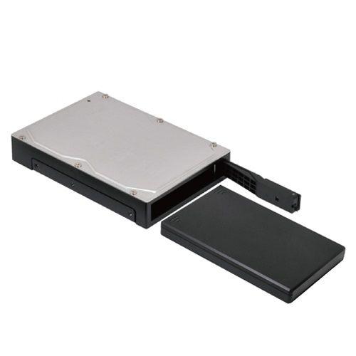 Внешний корпус/Mobile rack для  HDD AGESTAR 3CB2A, черный