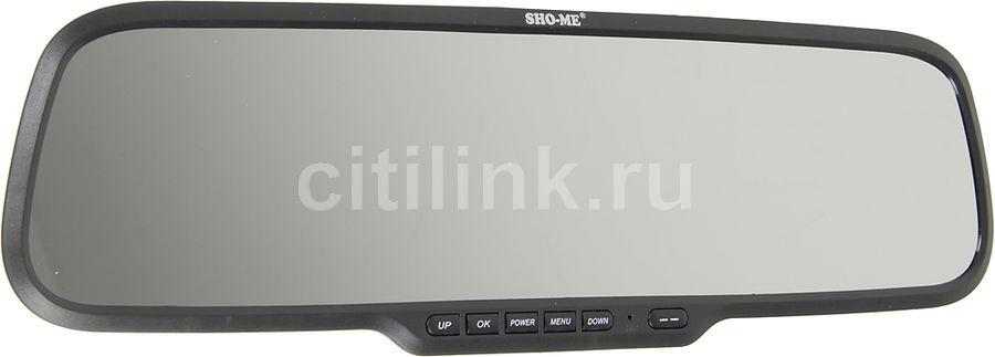 Видеорегистратор SHO-ME SFHD 300 черный