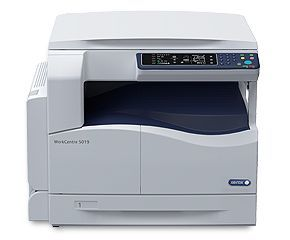 МФУ XEROX WorkCentre WC5021B, A3, лазерный, белый [5021v_b] мфу xerox workcentre 5021 ч б a3 20ppm 600x600dpi duplex usb 5021v b