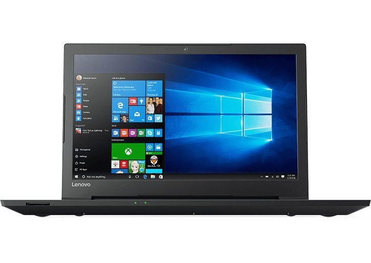 Ноутбук LENOVO V110-15ISK, 15.6, Intel Core i5 6200U, 2.3ГГц, 4Гб, 1000Гб, Intel HD Graphics 520, Windows 10, черный [80tl002vrk]Ноутбуки<br>экран: 15.6;  разрешение экрана: 1366х768; тип матрицы: TN; процессор: Intel Core i5 6200U; частота: 2.3 ГГц (2.8 ГГц, в режиме Turbo); память: 4096 Мб, DDR4, 2133 МГц; HDD: 1000 Гб, 5400 об/мин; Intel HD Graphics 520; WiFi;  Bluetooth; HDMI; WEB-камера; Windows 10<br>