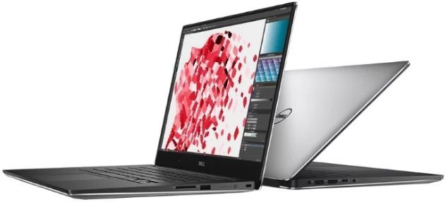 Ноутбук DELL Precision 5520, 15.6, Intel Core i5 7300HQ 2.5ГГц, 16Гб, 512Гб SSD, nVidia Quadro M1200M - 4096 Мб, Windows 10 Professional, черный [5520-8708] адаптер dell intel ethernet i350 1gb 4p 540 bbhf