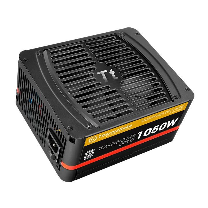 Блок питания THERMALTAKE Toughpower DPS G,  1050Вт,  140мм,  черный, retail [ps-tpg-1050dpcpeu-p]