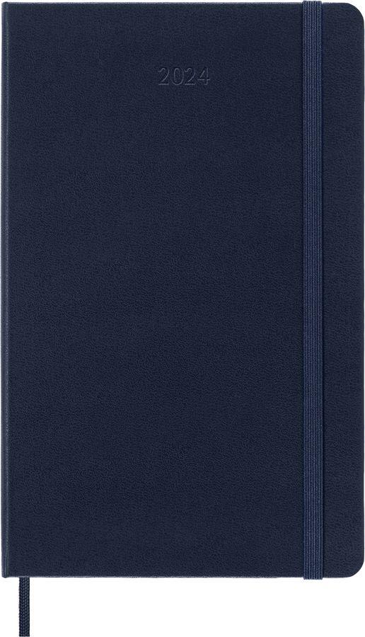 Еженедельник MOLESKINE Classic WKNT,  144стр.,  синий сапфир [dhb2012wn3]