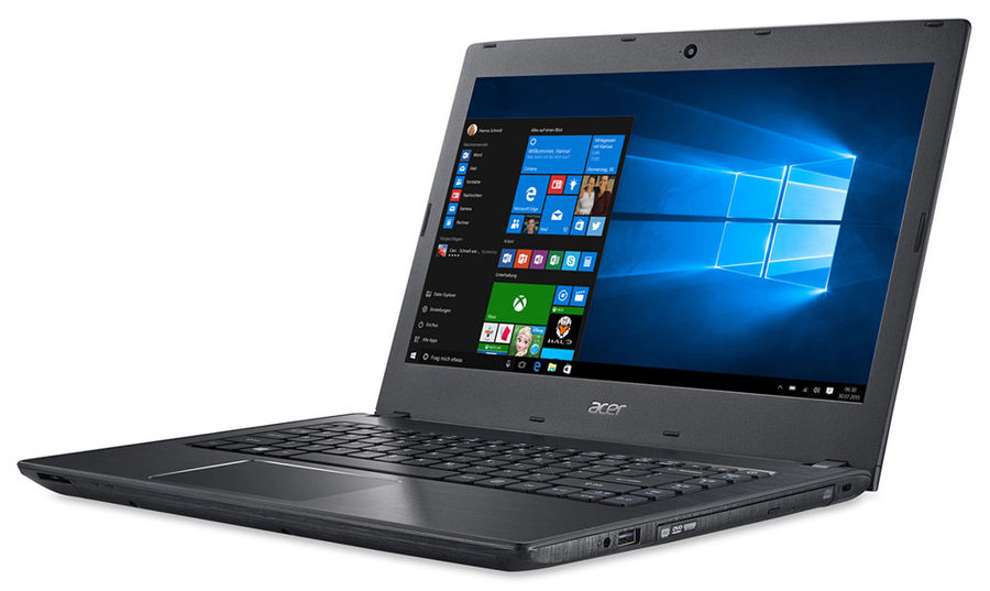 Ноутбук ACER TravelMate TMP249-M-50XT, 14, Intel Core i5 6200U 2.3ГГц, 4Гб, 500Гб, Intel HD Graphics 520, DVD-RW, Windows 7 Professional, NX.VD4ER.005, черный ноутбук acer aspire a315 31 c3cw 15 6 intel celeron n3350 1 1ггц 4гб 500гб intel hd graphics 500 windows 10 черный [nx gnter 005]