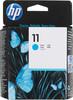 Печатающая головка HP 11 голубой [c4811a] вид 1