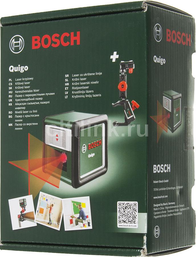 Нивелир Bosch QUIGO III Professional 0603663520 - фото 11